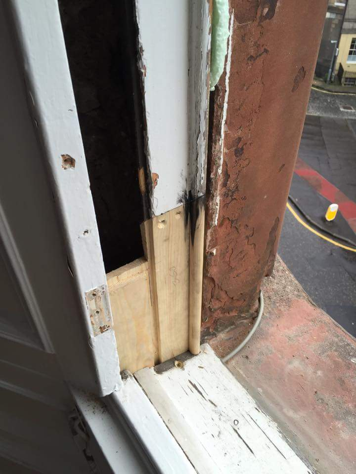 Sash Window Repair