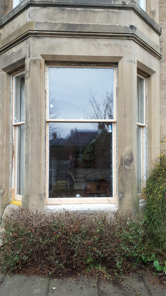 Double Glazed Sash
