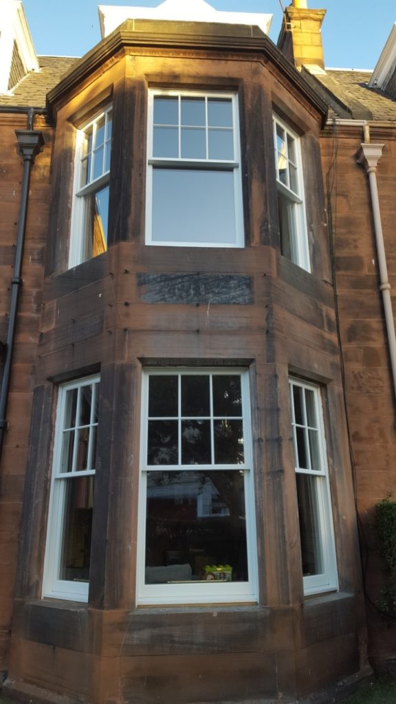 Bay Windows Edinburgh