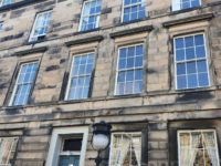 Sash Painting Edinburgh