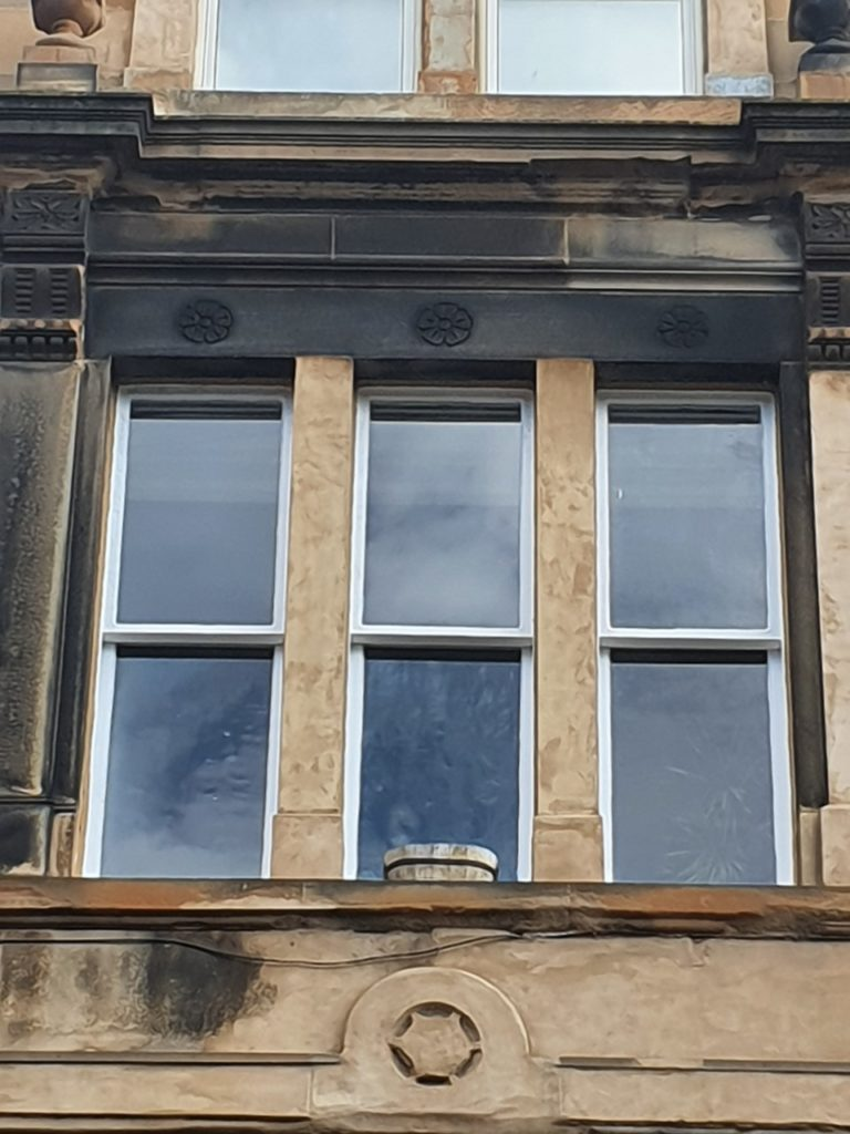 Sash and Case Windows in Marchmont